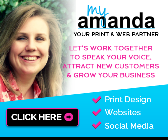My Amanda Design ad